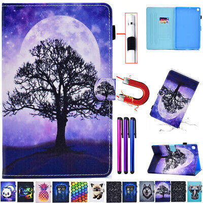 For Samsung Galaxy Tab S6 Lite 10.4  P610 Tablet Flip Leather Wallet Case Cover • 9.05£