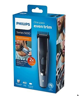AU79 • Buy Philips S 5000 BT5502/15 Beard Trimmer Corded/Cordless Hair Clipper Grooming Set