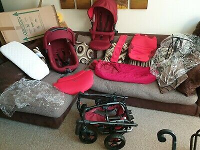 View Details Jane Epic Pushchair Travel System 3-in-1 With Extras RRP £750 • 200.00£