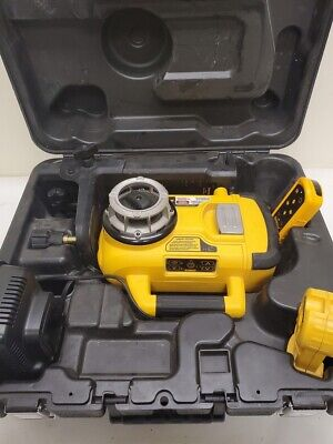 $82 • Buy DEWALT DW079 18V Self Leveling Rotary Laser Level W/ Receiver & Remote 3/B36962A