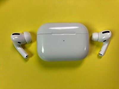 $ CDN33.90 • Buy Genuine Apple AirPods PRO - Left, Right, Charging Case, Box, Replacement Only