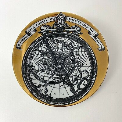 $135 • Buy Fornasetti Astrolabio Plate #6 In Good Vintage Condition, Made In Italy