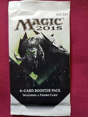 AU8 • Buy Magic The Gathering 2015 6 CARD New Sealed Booster Pack MTG