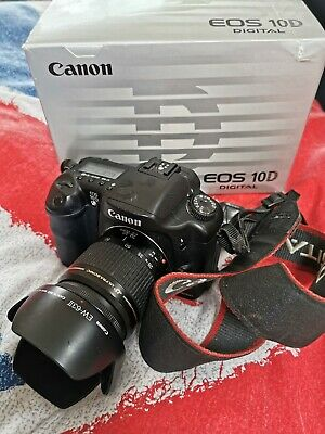 Converted Infrared 665nm Canon EOS 10D 6.3MP DSLR Camera -Astro, IR & Ghost Hunt • 63£
