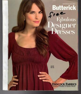 $19.99 • Buy BUTTERICK PATTERNS Book Winter / Holiday 2007