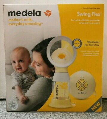 View Details Medela Swing Flex 2-Phase Electric Breast Pump • 1.04£