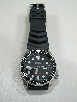 $ CDN170.97 • Buy SEIKO SKX007 AUTOMATIC WATCH Stainless Steel Scuba Diver 7S26-0020   RARE   200m