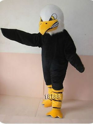 High-quality Bald Eagle Mascot Costume Special For The Easter Day/Hallowmas • 119.50£