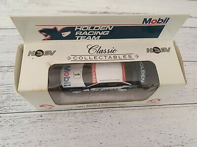 AU48.84 • Buy 1:43 Craig Lowndes #1 HRT Racing Holden Commodore HSV Classic Carlectables #1001