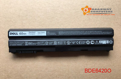 AU60 • Buy Original Battery 60Wh For DELL Latitude E5420 E5520 E6420 E6520 E6530 E6440