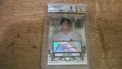$8.99 • Buy IKE DAVIS 2008 Bowman Sterling Prospects AUTO BGS MINT 9 Mets