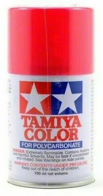 Tamiya 86033 - Model Spray Paint PS-33 Cherry Red 100ml Can - Courier Post • 12.99£