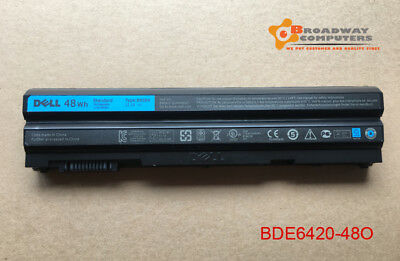 AU55 • Buy 48Wh Original Battery Dell Latitude E5420 E5520 E6420 E6520 T54F3, T54FJ, X57F1