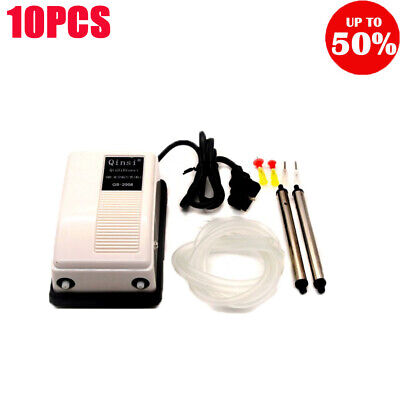 $169.99 • Buy 10*AC 220v QS-2008 Pick And Place Vacuum Pen Suction Pen Tool For SMT SMD QS2008