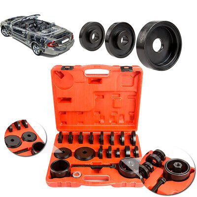 $131.53 • Buy 4 In 1 Heavy Duty Ball Joint Press & U Joint Removal Tool Kit With 4x4 Adapters