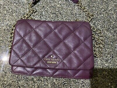 AU55 • Buy Kate Spade New York Quilted Crossbody Bag