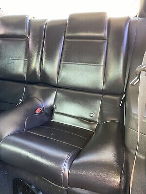 $180 • Buy 2005 Mustang Rear Leather Seats