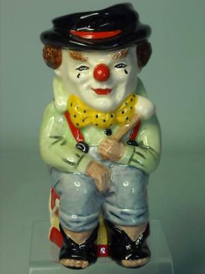 SMALL Royal Doulton THE CLOWN Ltd Ed #712 Toby Character Jug 6 Photos D6935 • 44.95£