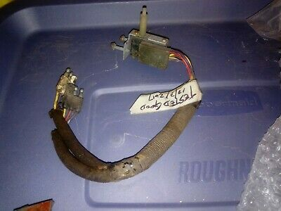 $135 • Buy  1964 1965 Lincoln Convertible Top Down Limit Switch Under Package Tray