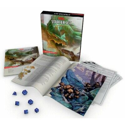£21.81 • Buy Dungeons & Dragons Starter Box (D&d Boxed Game) - NEW