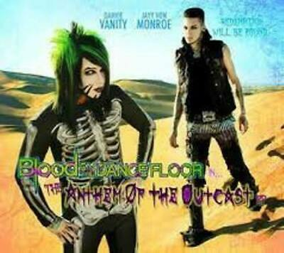 Blood On The Dance Floor The Anthem Of The Outcast Cd New Sealed 2012 Album • 4.89£
