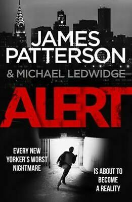 AU22.50 • Buy NEW Alert By James Patterson Paperback Free Shipping