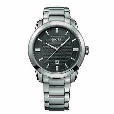 Hugo Boss Men's Watch Stainless Steel Silver - HB1512769 • 69.99£