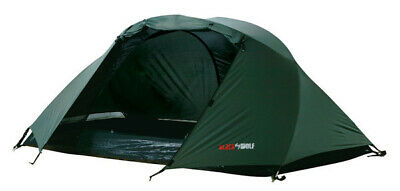 AU119.50 • Buy Black Wolf Stealth Mesh 2 Person Hiking Tent - Olive