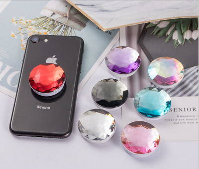 AU6.95 • Buy AU Pop Up Socket Phone Holder Stand Hand Grip Ring Mount Bracket IPhone Samsung