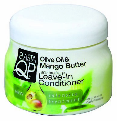 £12.72 • Buy Elasta QP Olive Oil And Mango Butter - Leave-in Conditioner - 15 Oz