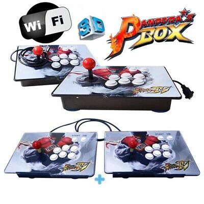 AU229.89 • Buy 4500 Games In 1Pandora Box WIFI 18s 3D Separable Latest 2020 Model
