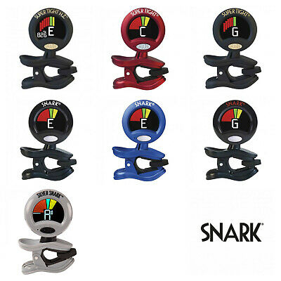 $ CDN22.85 • Buy Snark Tuner Clip On Musical Instrument - Guitar / Bass / Ukulele / Violin