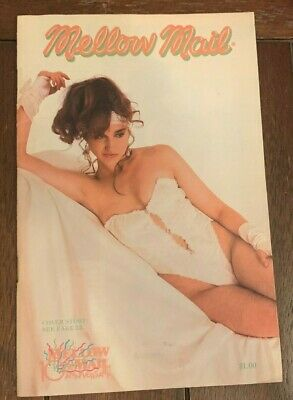 $14.99 • Buy 80's Lingerie/fashion Adult Novelty Catalogue Mellow Mail 10th Anniversary