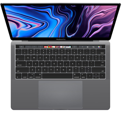 $1799 • Buy 2018 Apple 13  MacBook Pro  Touch Bar  2.7GHz I7/16GB/2TB Flash/Space Gray