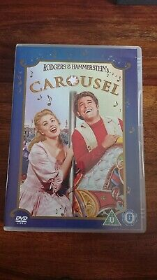 Carousel (Sing-Along Edition) [DVD] (1956), Rodgers & Hammerstein  • 2.49£