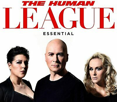 THE HUMAN LEAGUE ESSENTIAL 3 CD SET (Released June 5th 2020) • 5.45£