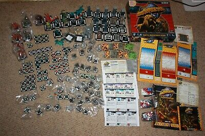 Huge Monsterpocalypse Over 100 Pieces Some Unopened Collection Job Lot Massive • 250£