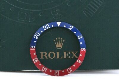 $ CDN391.02 • Buy Rolex GMT Master Pepsi Blue Back Insert For 1675 - 16750 FCD10469