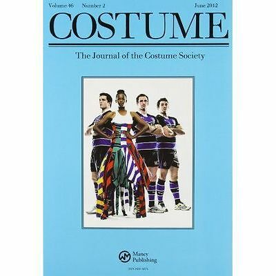 (Very Good)-Costume: A Volume For The London Olympics: 46-2 (Paperback)-Hughson, • 11.01£