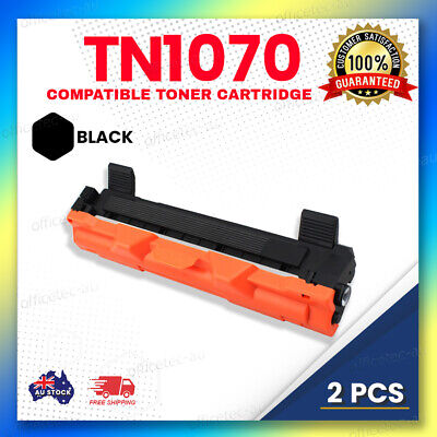 AU18.80 • Buy 2x Toner Cartridge TN-1070 For Brother HL-1110 DCP-1510 MFC-1810 Printer