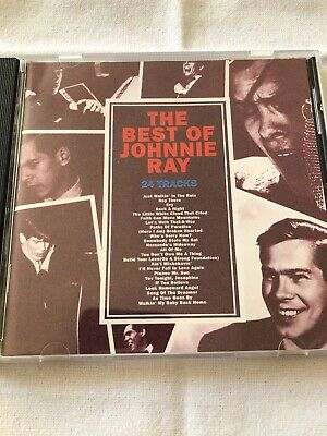 Johnny Ray - The Best Of - CD Album • 2£