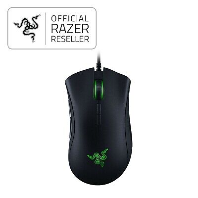 AU76 • Buy Razer DeathAdder Elite Wired Ergonomic ESPORTS Gaming Mouse - RZ01-02010100-R3A1