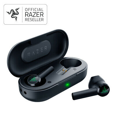 AU143.10 • Buy Razer Hammerhead True In-Ear Wireless Earbuds - Black - RZ12-02970100-R3A1
