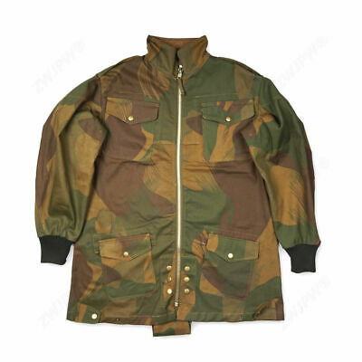 WW2 UK ARMY OFFICER Paratroopers Airborne BRITISH 1ST PATTERN DENISON CAMO SMO • 78.37£