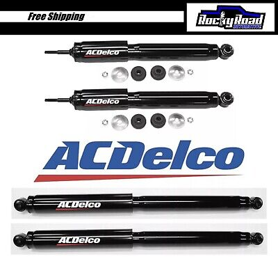 $164.99 • Buy AC DELCO Advantage Shocks For 99-10 SILVERADO SIERRA 1500HD 2500HD 3500
