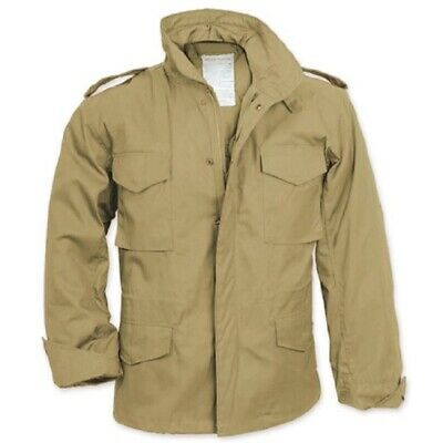 $69.99 • Buy Men's M-65 Field Jacket Military Contractor Style Poly-Cotton, Colors