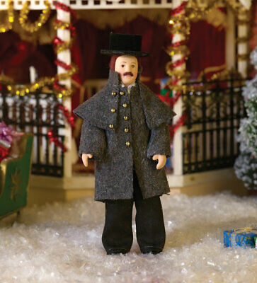 1/12 Scale Dolls House Emporium Victorian Man Lawrence Doll Porcelain 7440 • 15.95£
