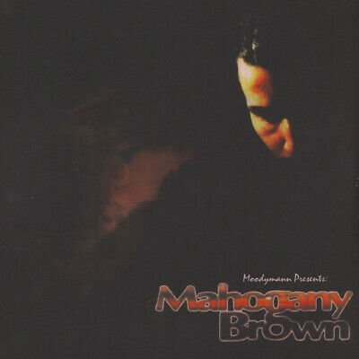 Moodymann   Mahogany Brown   Sealed Uk Lp *** Clear Vinyl *** • 23.49£