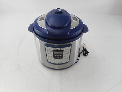$49.69 • Buy Instant Pot Lux 60 Blue - 6-in-1 Electric Pressure Cooker, 6 Quart, Navy