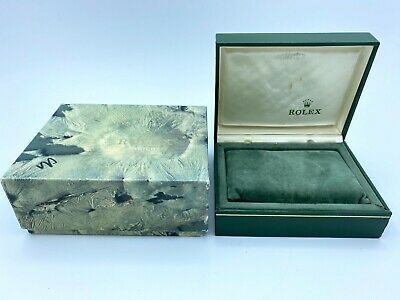 $ CDN94.36 • Buy VINTAGE GENUINE ROLEX Watch Box Case Ladies Boys Antique Datejust Oyster 061018